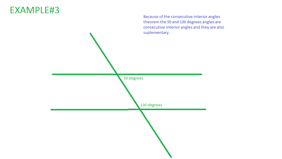 Consecutive Interior Angles Bing Images
