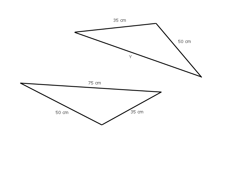 Corresponding Angles And Sides Side x Third Angle Theorem
