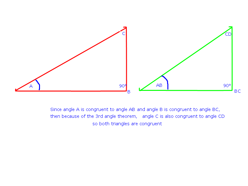 Mrwadeturner M1 Exterior Angles And Sss