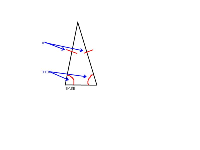 mrwadeturner / M1 Isosceles Triangle Theorems